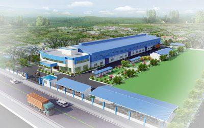 Nhà thầu chuyên nhận xây dựng Nhà xưởng tại các KCN – Bình Dương