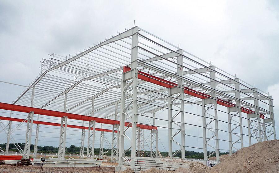 Lắp đặt xây dựng nhà xưởng thép chuyên nghiệp tại Bình Dương