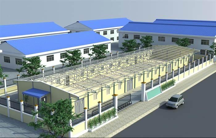 Thi công xây dựng Nhà Xưởng, chi phí trọn gói rẻ nhất tại Bình Dương