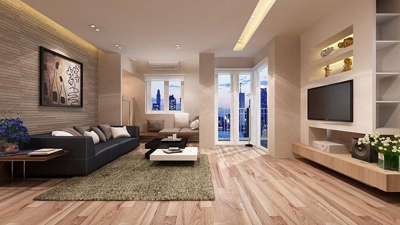 Thiết kế thi công trang trí nội thất ở Bình Dương
