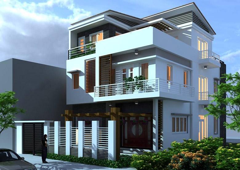 Dịch vụ thiết kế thi công xây dựng nhà ở tại Bình Dương