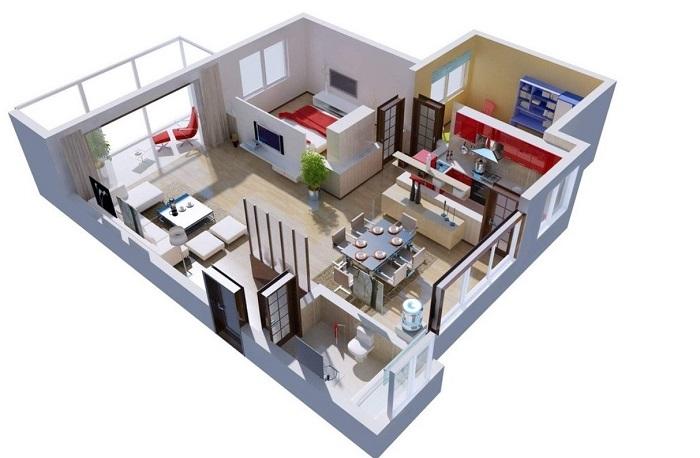 Thiết kế thi công xây dựng nhà ở tại Đồng Nai
